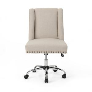 Beige Office Chairs Home Office Furniture The Home Depot