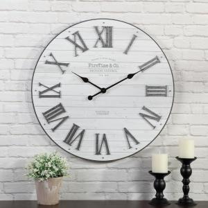 Clock Width: Oversized (23+ in.)