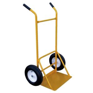 Vestil 600 lb. Capacity Hand Truck/Cart with Foam Filled Tires