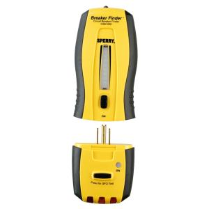 Sperry Circuit Tracker Circuit Breaker Finder/Locator and GFCI Tester