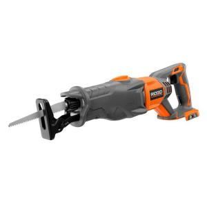 RIDGID 18-Volt X4 Reciprocating Saw Console (Tool Only)