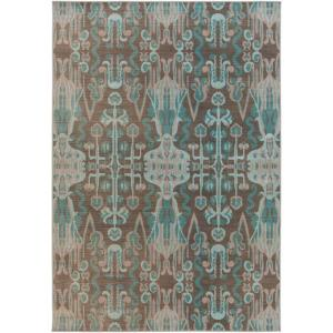 Artistic Weavers Kechio Teal 6 ft. 8 inch x 9 ft. 8 inch Indoor Area Rug by