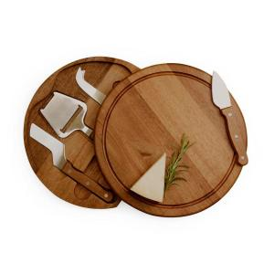 Wood cheese board sets
