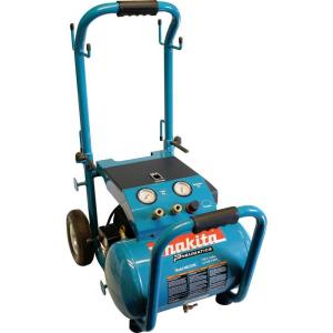 Makita 5.2 Gal. 3.0 HP Electric Single Tank Air Compressor by