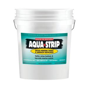 Aqua-Strip 5 gal. Safe Marine Paint and Varnish Remover by Aqua-Strip