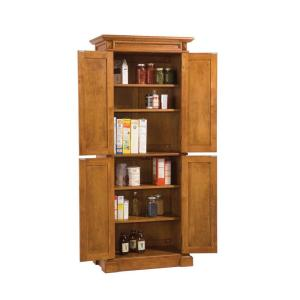 Home Styles Distressed Oak Pantry