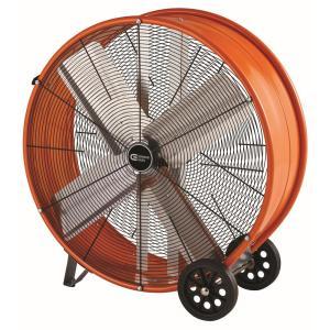 Fan diameter (in.): 30