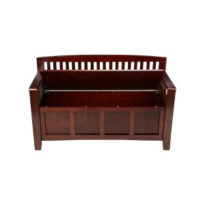 Stupendous Entryway Benches Trunks Entryway Furniture The Home Depot Machost Co Dining Chair Design Ideas Machostcouk