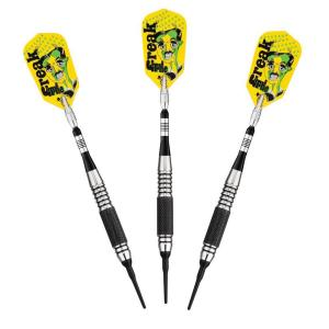 Hathaway The Freak Soft Tip Darts - Set of 3