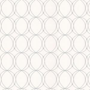 Graham Amp Brown 56 Sq Ft Darcy White Wallpaper 57218