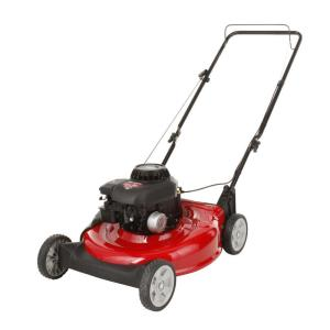 no credit check Yard Machines 21 in. Push Gas Walk-Behind Lawn Mower