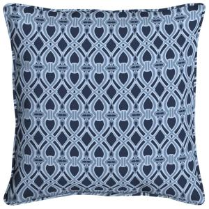 Blue in Outdoor Pillows