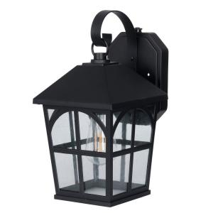 Led Outdoor Wall Lighting Outdoor Lighting The Home Depot