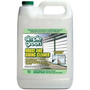 Simple Green 128 Oz House And Siding Cleaner Pressure
