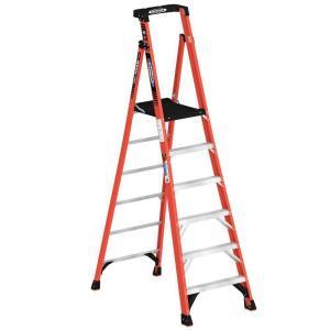 Ladder Height (ft.): 8 ft.