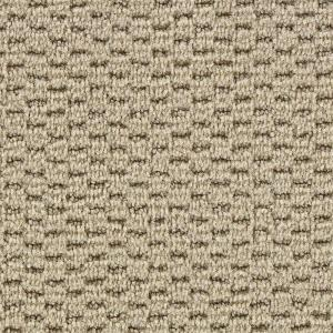 Martha Stewart Living Sandringham Nutshell - 6 in. x 9 in. Take Home Carpet Sample