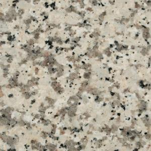 Stonemark Granite 3 in. Granite Countertop Sample in Crema Caramel