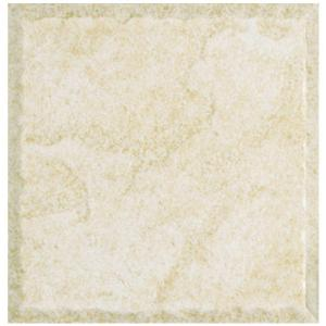 U.S. Ceramic Tile Hampton 4 in. x 4 in. Sand Porcelain Floor and Wall Tile