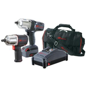 Ingersoll Rand Impact Wrench Combo Kit (IRTW7150 and IRT2135QXPA) by
