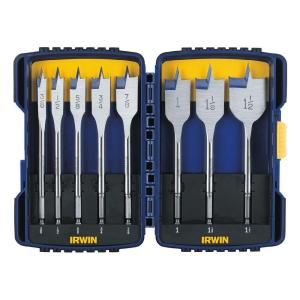 Irwin Speedbor Pro Steel Drill Bit Set 8-Piece