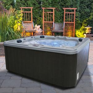 Standard in Hot Tubs