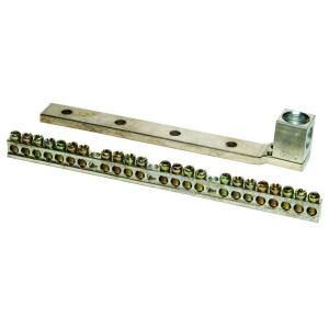 Square D by Schneider Electric 23 Terminal Load Center Ground Bar Kit