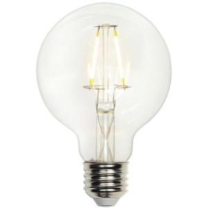 Westinghouse 40W Equivalent Soft White (2,700K) G25 Globe Medium Base Dimmable... by Westinghouse