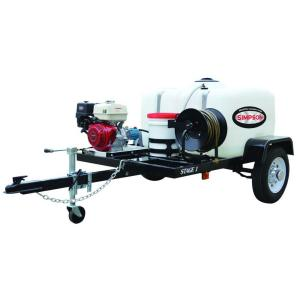 Simpson 4,200 PSI 4.0 GPM Gas Pressure Washer Trailer System by Simpson