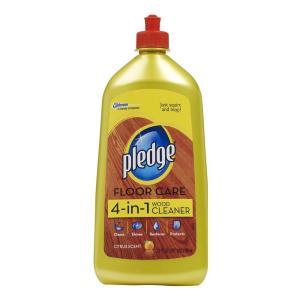 Pledge 27 oz. Wood Floor Cleaner