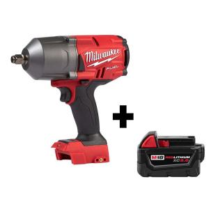 Battery Platform: Milwaukee M18