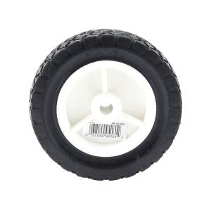 Power Care 6 inch x 1-1/2 inch Plastic Wheel for Lawn Mower