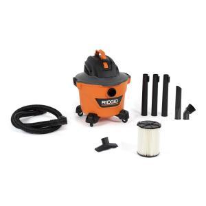 Vacuum Capacity (Gallons): 6 - 14 in Wet & Dry Vacuums