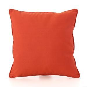 Orange in Outdoor Pillows