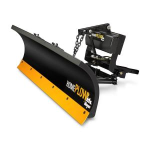 Home Plow by Meyer 6 ft. 8 in. Residential Snow Plow with Patented Auto Angle Feature