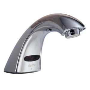 Touchless Bathroom Sink Faucets