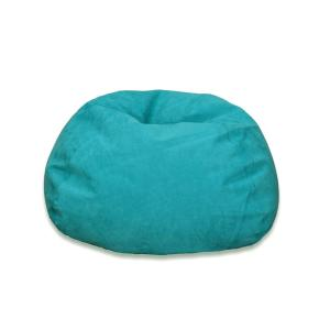 Ace Casual Furniture Turquoise Microsuede Bean Bag 9801301