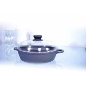 Berndes 10 in./2.5 Qt. Tradition Saute Casserole with Lid by
