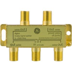 Cable Splitters & Signal Amplifiers