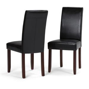 Faux Leather - Dining Chairs - Kitchen & Dining Room ...