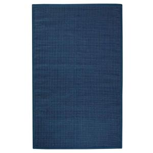 Home Decorators Collection Woolen Jute indigo 9 ft. 6 in. x 13 ft. Area Rug