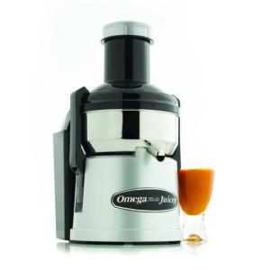 Omega Commercial Mega Mouth Pulp Ejection Juicer