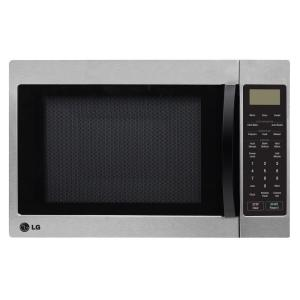 Countertop Convection Microwave With Trim Kit : LG Electronics 1.5 cu. ft. Countertop Convection Microwave Oven in ...