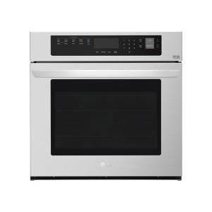 LG Electronics 30 inch Single Wall Oven with ProBake Convection and EasyClean in Stainless Steel by