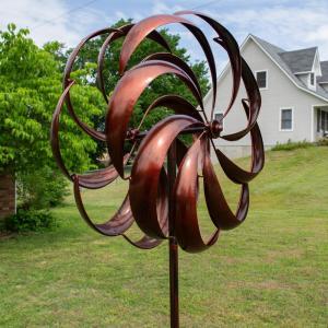 Metal in Wind Spinners