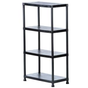 Number of Shelves: 4 Tiers