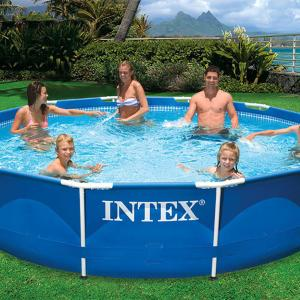 Pool Size: Oval-10 ft. x 15 ft.