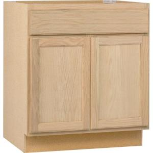 Assembled 30x34 5x24 In Base Kitchen Cabinet In