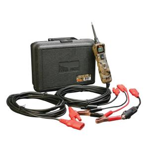 Power Probe Circuit Tester with Case and Accessories - Camo by Power Probe