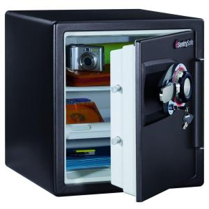 SentrySafe Fire Safe 1.2 cu. ft. Combination with Key Lock Safe
