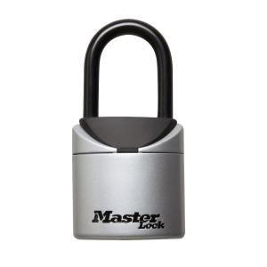 Master Lock Compact Portable Set-Your-Own Combination Lock Box